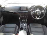 CX-5 2.2 XD Lパッケージ 4WD 衝突軽減 禁煙車 HDDナビ 黒革シート