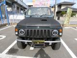 ジムニー XLリミテッド 4WD 5MTターボ 外品16AW リフトアップ