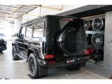 Gクラス G400d マヌファクトゥーアエディション ディーゼル 4WD ラグジュアリーPKG・...