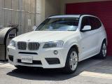 X3 xドライブ35i Mスポーツパッケージ 4WD ハバナネバダレザー パノラマサンルーフ