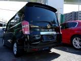 ステップワゴン 2.0 L 1オーナー 記録簿 禁煙車 後席モニター