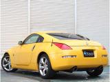 フェアレディZ  35thアニバーサリー 特別仕様車 6速MT レザーシート キセノン