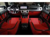 Gクラス AMG G63ロング 4WD レッドレザー EXクルーシブ 保証延長+
