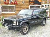 ジープ・チェロキー リミテッド 4WD 外装内装オールブラック車