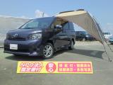 ヴォクシー 2.0 トランスX タイヤ新品 車中泊仕様車 4ナンバーも可