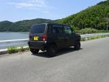 ネイキッド ターボ G ハマーキット ターボ 5MT 4WD