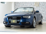 A5カブリオレ 2.0 TFSI クワトロ 4WD