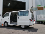 ボンゴバン 1.8 DX 低床 レンタ上り5人乗ガソリンAT車ロールーフ