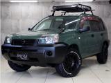 エクストレイル 2.0 X 4WD サンルーフ新品AW&タイヤ新品ルーフラック