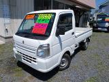 キャリイ KC エアコン パワステ 4WD 83893km