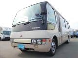 ローザ マイクロバス 定員29人 オートエアコン 送迎バス