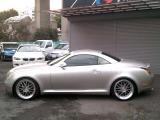 ソアラ 4.3 430SCV タイヤ新品SSR・黒革・DVD・地デジ