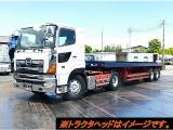 日本トレクス  マナ板セミトレーラ フラット台車