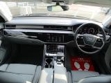 A8 55 TFSI クワトロ 4WD ワンオーナー!純正ナビ!フルセグTV!