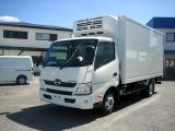 デュトロ  3tロングワイド低温冷凍車・スタンバイ