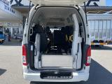 レジアスエース  福祉車両 4WD 車イス仕様 電動リフト