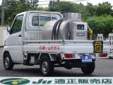 クリッパートラック タンクローリー タツノ製 灯油 420L 消防書類あり
