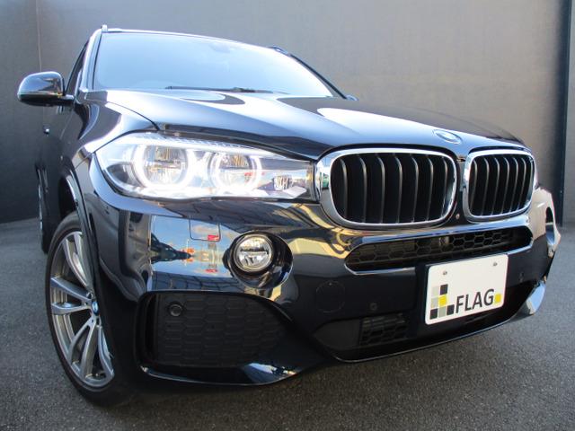 BMW X5 xドライブ 35d Mスポーツ 4WD セレクトPKG プライムPKG