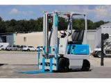 コマツ 電動フォークリフト フォークリフト 0.9トン EV AT