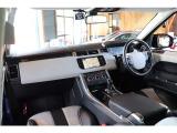 レンジローバースポーツ SVR 4WD SR 黒/白レザー ACC BSM ドラレコ 22AW
