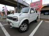 ジムニー ワイルドウインド 4WD ターボ 外品15AWオーバーフェンダー