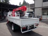 デュトロ クレーン 4段 H19 2t 4段 標準ロング 全塗装