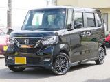 N-BOXカスタム G EX ターボ ホンダセンシング ギャザーズ8インチプレミアムインターナビ