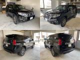 ランドクルーザープラド 2.7 TX Lパッケージ 4WD ワンオ-ナ-純正9インチナビBモニタ-