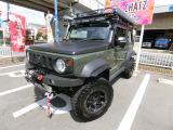 ジムニーシエラ 1.5 JC 4WD 4WD 外バンパー外16AW3リフトUP
