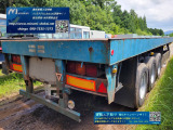 ユソーキ(輸送機工業)  ユソーキセミトレーラ積載量26800㎏