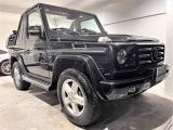 Gクラスカブリオレ G500カブリオレ 4WD