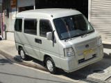 サンバー ディアス スーパーチャージャー 4WD 最終型!! 5MT!!