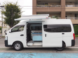 NV350キャラバン  移動販売車 キッチンカー 8NO加工車