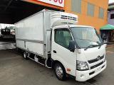 デュトロ  3tワイドウィング冷蔵冷凍車