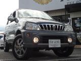 テリオスキッド X 4WD 全塗装 キーレス 4WD 純正アルミ
