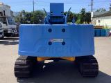 アイチ 高所作業車 アイチ製12Mクローラ式ゴムパッド