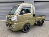 ハイゼットトラック ジャンボ 4WD 即納可能車両ハイゼットジャンボ入荷。