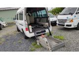 キャラバンバス 3.0 マイクロバス GX スーパーロング ハイルーフ ディーゼル 4WD (福...