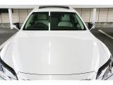 LS500h バージョンL 4WD ホワイト/ブラウンインテリア サンルーフ