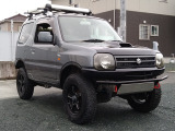 ジムニー ワイルドウインド 4WD モンスタースポーツ2インチアップ