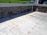 床ですが要望あれば鉄板張り加工できます。