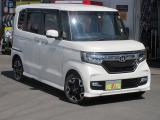 N-BOXカスタム G L ターボ ホンダセンシング 4WD 群馬仕入 フルセグTVナビ 両側電動ドア