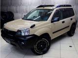 エクストレイル 2.0 X 4WD 新品アルミ&新品タイヤ インナーBKライト
