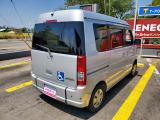 エブリイワゴン ウィズ 車いす移動車 リヤシート付 電動固定式