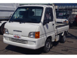 サンバートラック TC 4WD エアコン パワステ エアバッグ 5MT