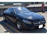 Sクラスクーペ S560クーペ 4マチック AMGライン 4WD