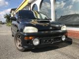 ヴィヴィオ RX-R 4WD レカロシート/スパルコステアリング