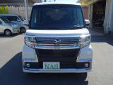 タントカスタム X トップエディション SAIII 純正8型ナビ/ドラレコ/左側自動ドア