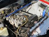 スプリンタートレノ 1.6 GTV 5バルブ111 TRD3速クロス