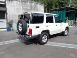 ランドクルーザー70 4.0 4WD H27 復刻モデル 走行少 車検付